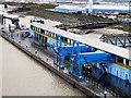 TQ6475 : Cruise Liner Berth at Tilbury by David Dixon