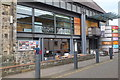 NT2540 : Eastgate Theatre café reopened, Peebles by Jim Barton