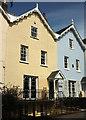 SX9193 : Terraced houses, Queen's Terrace, Exeter by Derek Harper