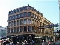 NS5965 : Glasgow buildings [53] by Michael Dibb