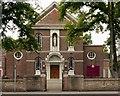 SK5361 : Catholic Church of St Philip Neri, Mansfield by Alan Murray-Rust