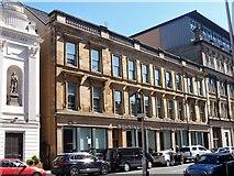 NS5965 : Glasgow buildings [64] by Michael Dibb