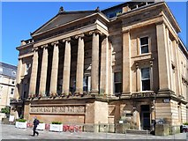 NS5965 : Glasgow buildings [67] by Michael Dibb