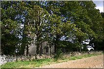 SP9599 : St John the Baptist, Wakerley - south aspect by David Kemp