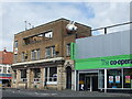 ST5771 : A big pair of eyes on the Co-op by Neil Owen
