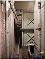 NH6845 : Water tank, Raigmore Emergency Bunker by Craig Wallace