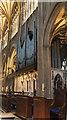 ST5972 : Organ, St Mary Redcliffe church, Bristol by Julian P Guffogg