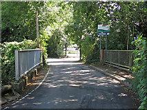 TQ0493 : Drayton Ford Bridge on Springwell Lane (3) by Mike Quinn