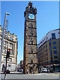 NS5964 : Glasgow buildings [80] by Michael Dibb