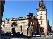 NS5964 : Glasgow buildings [83] by Michael Dibb