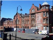 NS5964 : Glasgow buildings [88] by Michael Dibb
