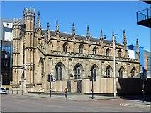 NS5964 : Glasgow buildings [95] by Michael Dibb