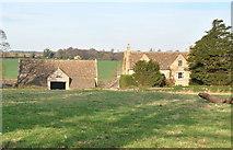 ST7880 : New House Farmhouse & Barn, nr Badminton, Gloucestershire 2016 by Ray Bird