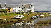 SD1678 : Haverigg Pool at low tide, 2 by Jonathan Billinger