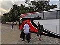TL1898 : It's a bus by Bob Harvey
