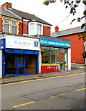 ST1067 : TaxAssist Accountants office in Barry by Jaggery