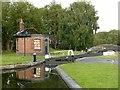 SP0288 : Smethwick Top Lock, Birmingham Canal by Alan Murray-Rust