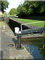 SP0289 : Smethwick Middle Lock, Birmingham Canal by Alan Murray-Rust