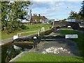 SP0289 : Smethwick Bottom Lock, Birmingham Canal by Alan Murray-Rust