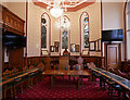 NH6645 : Council chamber, Inverness Town House by Craig Wallace
