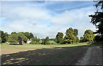 TR0254 : Pheasantry and bridlepath, Fisher Street Road by pam fray