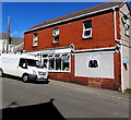 ST1067 : Harbour Road Launderette, Barry by Jaggery