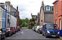 NS2059 : Crawford Street, Largs, North Ayrshire by Mark S
