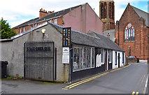 NS2059 : Largs Hardware, North Ayrshire by Mark S