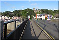 SS9080 : A4061 bridge over the Ogmore, Bridgend by Jaggery