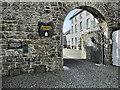 S6965 : Arched Entrance by kevin higgins