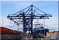 TA1428 : Hull Container Port by Chris Allen