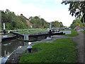 SP2366 : Grand union Canal - Hatton top lock (No. 46) by Chris Allen