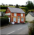 SO1073 : Former village post office, Llanbister by Jaggery