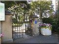 SE3937 : Entrance to Jubilee Gardens, Barwick-in-Elmet  by Stephen Craven