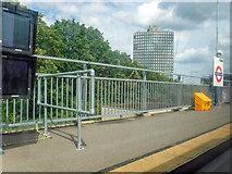 TQ1984 : London Borough of Brent : Stonebridge Park Station by Lewis Clarke