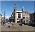 SE1416 : Market Cross, Huddersfield by habiloid