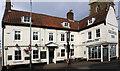 TF4576 : The George Inn 13-14 High Street Alford by Jo Turner