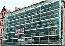 J3474 : Former Riddel's warehouse, Ann Street, Belfast - September 2019(1) by Albert Bridge