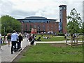 SP2054 : Royal Shakespeare Theatre [1] by Michael Dibb