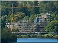 NS3783 : Restoration of the Cameron House Hotel by Lairich Rig