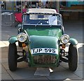 SJ9494 : Falcon S 2CV TJP 59S (front view) by Gerald England