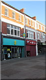 SS9079 : EE shop in Bridgend town centre by Jaggery