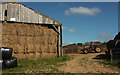 SX6154 : Barn near Coyton by Derek Harper
