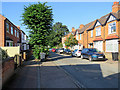 SK5836 : West Bridgford: on Manvers Road by John Sutton