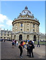 SP5106 :  Radcliffe Camera by JThomas
