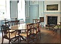 TG2208 : Strangers' Hall Museum  - Georgian Dining Room by Evelyn Simak