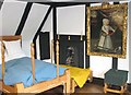 TG2208 : Strangers' Hall Museum - the little bed chamber by Evelyn Simak