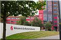 SK5804 : De Montfort University, Leciester by Jim Barton