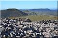 NT2061 : Carnethy summit, Pentland Hills by Jim Barton