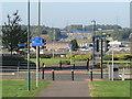 NZ3365 : Path in Jarrow by Malc McDonald